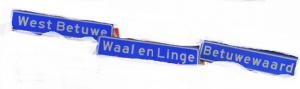 West Betuwe en andere Gelderse gekkigheden met de spelling van gemeentenamen