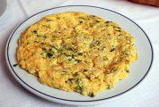 Kun je van een omelet nog eieren maken?