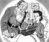 Verdwijnwoorden: kerstgave